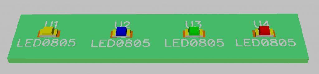LED0805